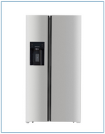 Load image into Gallery viewer, T9606SKIWSS Thor Appliances American Style Side By Side Ice Water Dispenser