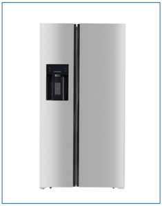 T9606SKIWSS Thor Appliances American Style Side By Side Ice Water Dispenser
