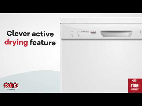 T2612M2WH Thor Appliances 12 Place Dishwasher