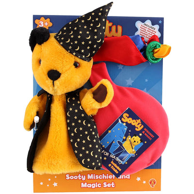 Sooty Mischief and Magic Set-Sooty's Shop
