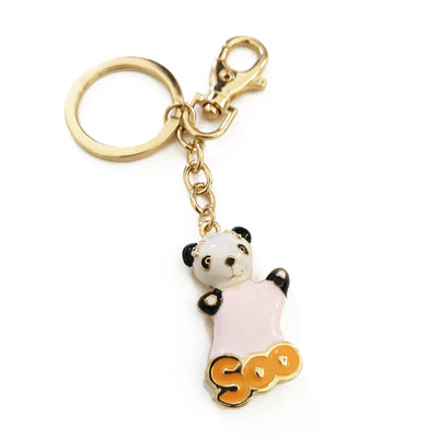 Soo Cast Metal Keyring-Sooty's Shop