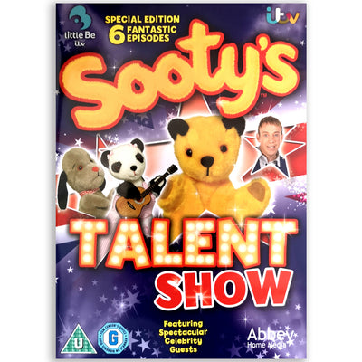 Sooty's Talent Show DVD-Sooty's Shop
