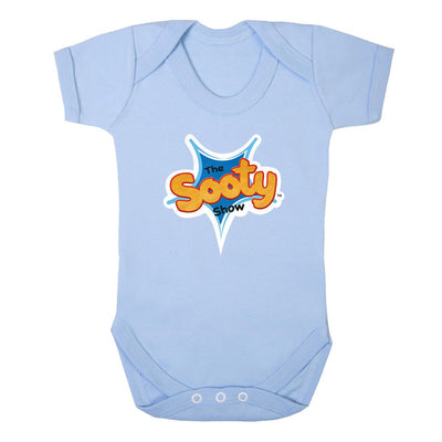 Sooty Show Classic Logo Short Sleeve Baby Grow