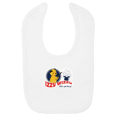 Sooty Izzy Wizzy Let's Get Busy Velcro Bib-Sooty's Shop