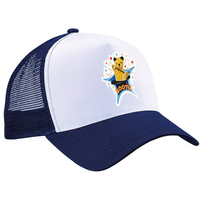 Sooty Magic Hat Trucker Cap