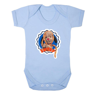 Sooty Sweep's Sausages Short Sleeve Baby Grow-Sooty's Shop