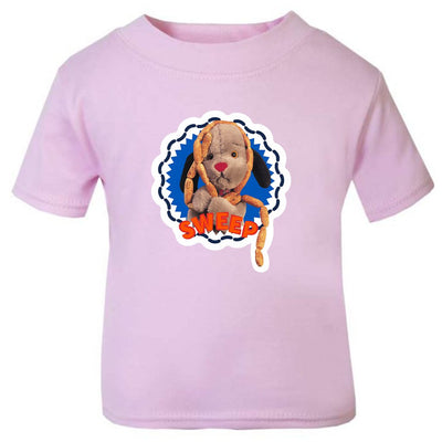 Sooty Sweep's Sausages Baby T-Shirt-Sooty's Shop
