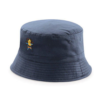 Sooty Magic Hat Reversible Bucket Hat-Sooty's Shop