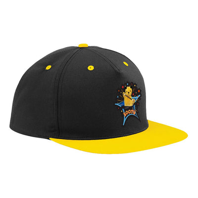Sooty Magic Hat Contrast Snapback Cap