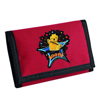 Sooty Magic Hat Rip Wallet
