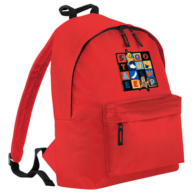 Sooty and Sweep Block Junior Fashion Backpack