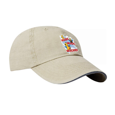 Sooty Magic Music Mischief Soft Cotton Cap