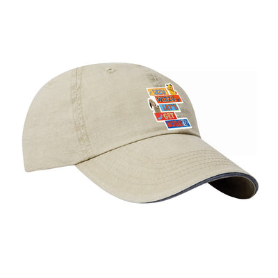 Sooty Izzy Wizzy Let's Get Busy Stacked Soft Cotton Cap
