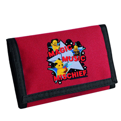 Sooty Magic Music Mischief Rip Wallet