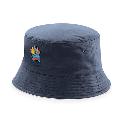 Sooty And Sweep Established 1948 Reversible Bucket Hat-Sooty's Shop