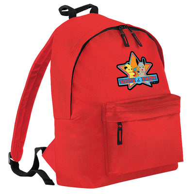 Sooty And Sweep Water Fun Junior Fashion Backpack-Sooty's Shop