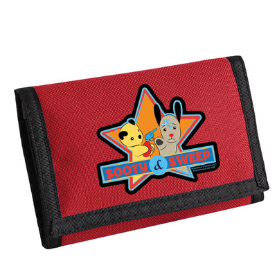 Sooty And Sweep Water Fun Rip Wallet-Sooty's Shop