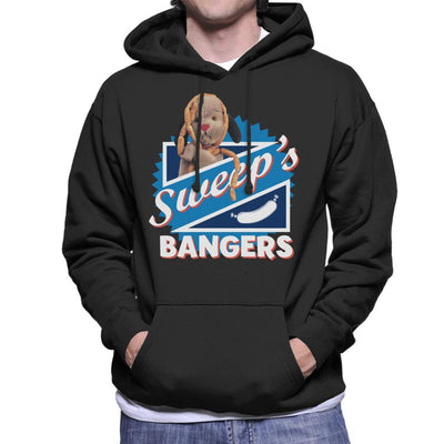 Sooty Sweep's Bangers Men's Hooded Sweatshirt-Sooty's Shop
