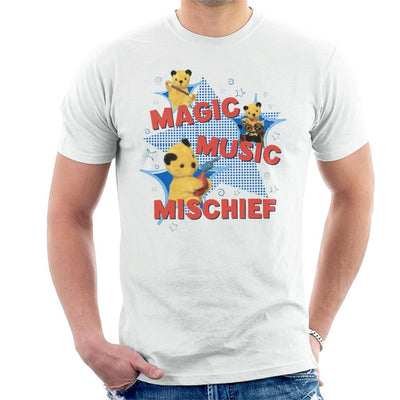 Sooty Magic Music Mischief Men's T-Shirt-Sooty's Shop