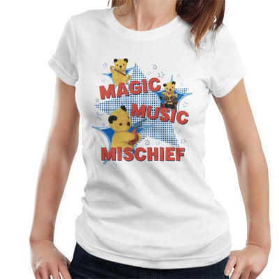 Sooty Magic Music Mischief Women's T-Shirt-Sooty's Shop