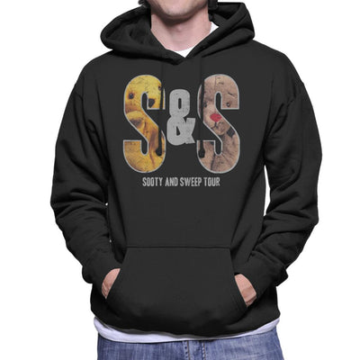 Sooty And Sweep S&S Tour Men's Hooded Sweatshirt-Sooty's Shop