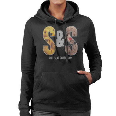 Sooty And Sweep S&S Tour Women's Hooded Sweatshirt-Sooty's Shop