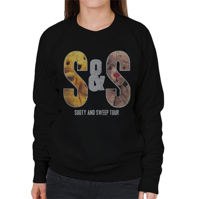 Sooty And Sweep S&S Tour Women's Sweatshirt-Sooty's Shop