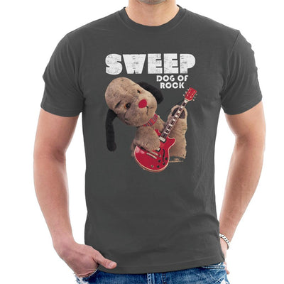 Sooty Dog Of Rock Sweep Men's T-Shirt-Sooty's Shop