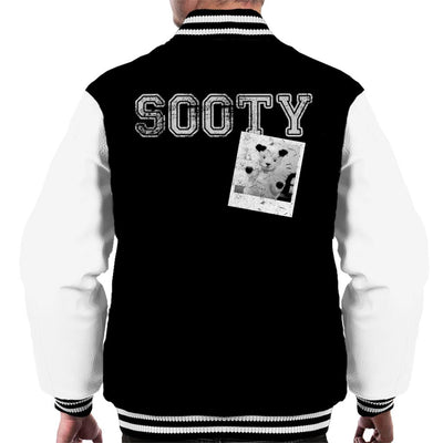 Sooty Retro College Sports Style Men's Varsity Jacket-Sooty's Shop