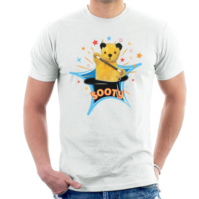 Sooty Magic Hat Men's T-Shirt-Sooty's Shop