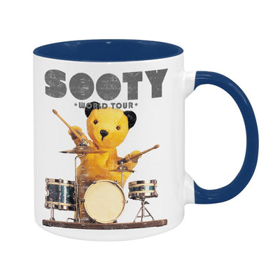 Sooty World Tour Two Colour Mug