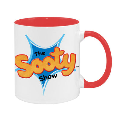 Sooty Show Classic Two Colour Mug