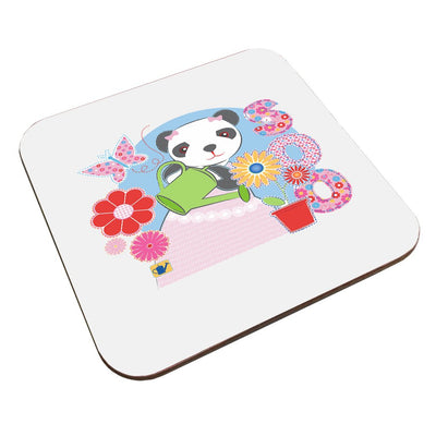 Sooty Soo Watering Flowers Coaster