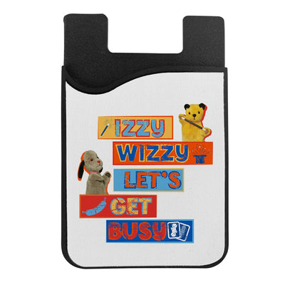 Sooty Izzy Wizzy Let's Get Busy Stacked Phone Card Holder