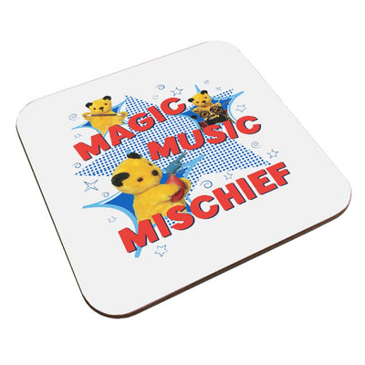 Sooty Magic Music Mischief Coaster