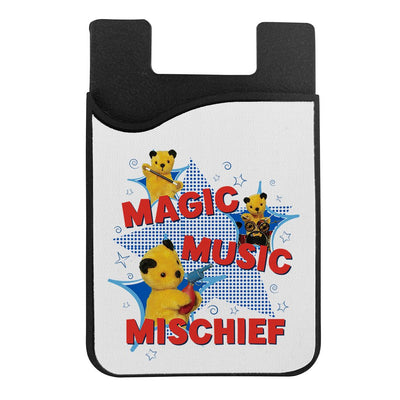 Sooty Magic Music Mischief Phone Card Holder