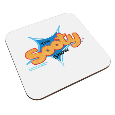 Sooty Show Classic Logo Coaster