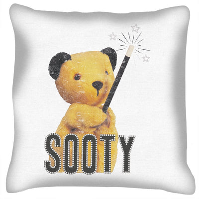 Sooty Magic Wand Cushion