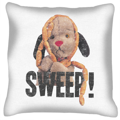 Sooty Sweep's Sausages Cushion