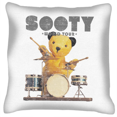 Sooty World Tour Cushion