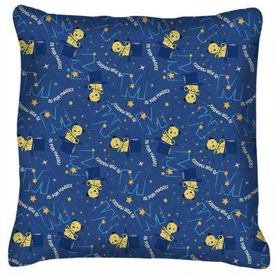 Sooty Magic Hat Pattern Cushion