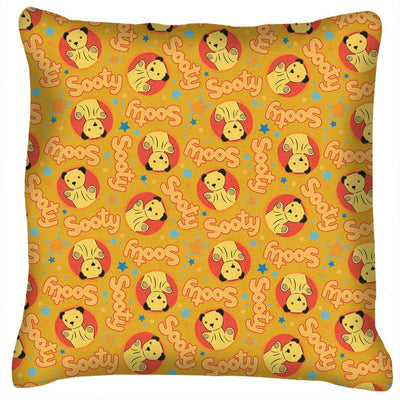 Sooty Classic Pattern Cushion