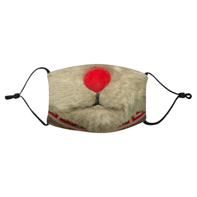 Sweep Mouth Adult Face Mask-Sooty's Shop