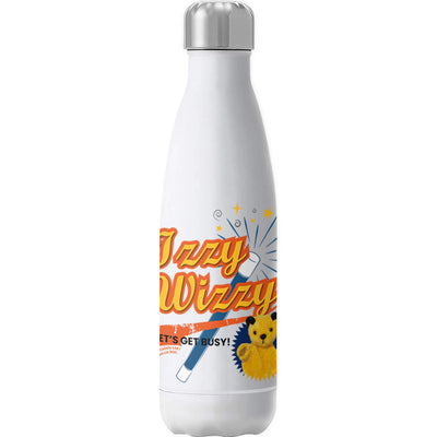 Sooty Izzy Wizzy Magic Wand Insulated Stainless Steel Water Bottle-Sooty's Shop