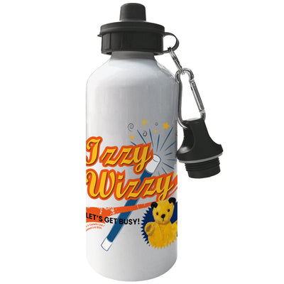 Sooty Izzy Wizzy Magic Wand Aluminium Sports Water Bottle-Sooty's Shop