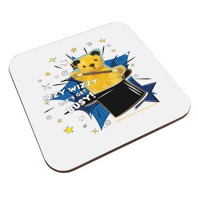 Sooty Izzy Wizzy Magic Hat Coaster-Sooty's Shop