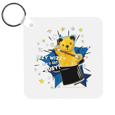 Sooty Izzy Wizzy Magic Hat Keyring-Sooty's Shop