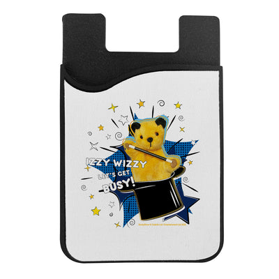 Sooty Izzy Wizzy Magic Hat Phone Card Holder-Sooty's Shop