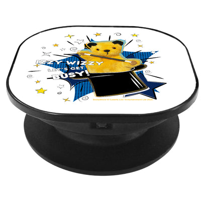 Sooty Izzy Wizzy Magic Hat Phone Grip-Sooty's Shop