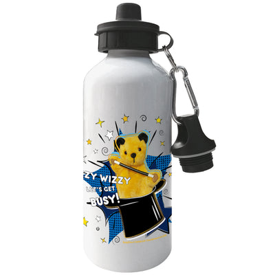 Sooty Izzy Wizzy Magic Hat Aluminium Sports Water Bottle-Sooty's Shop